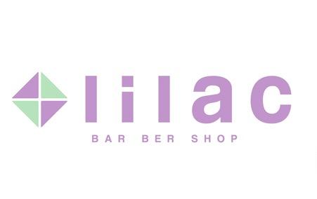 lilac hairロゴ